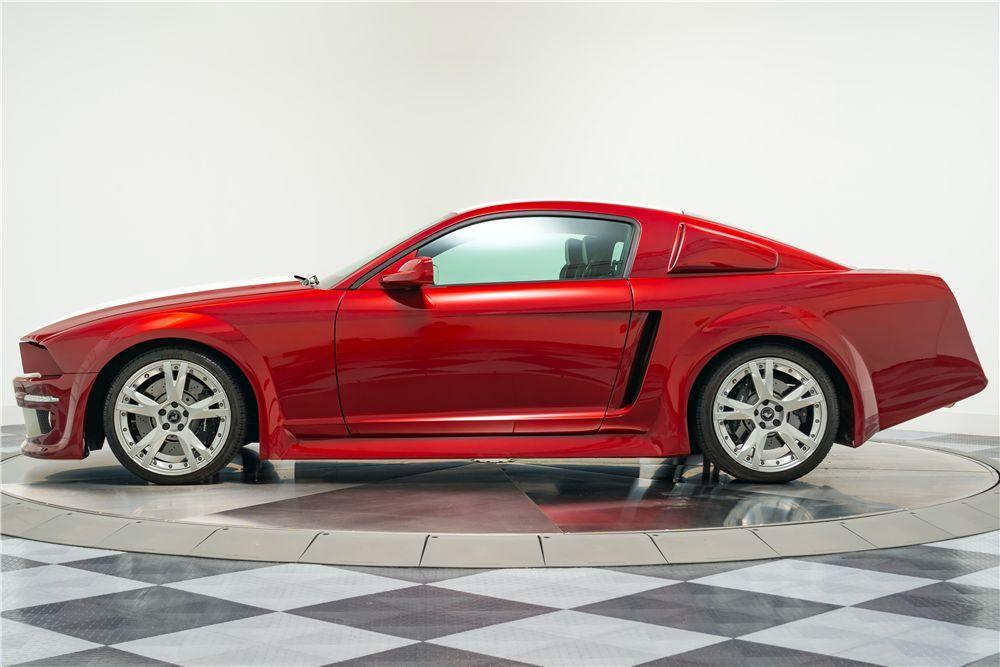 """Ford Mustang Lamborghini """"Tractorri"""""""