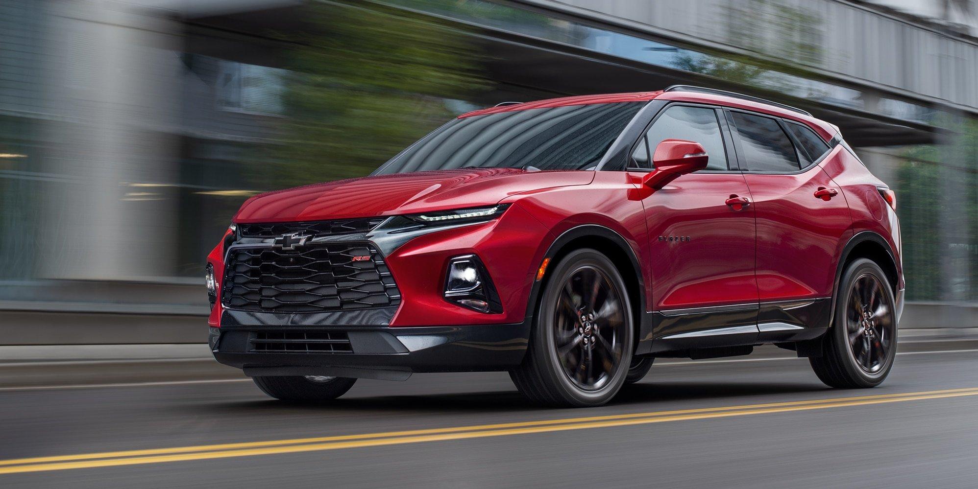 2020 Chevrolet Blazer RS AWD - Usa Auto Import